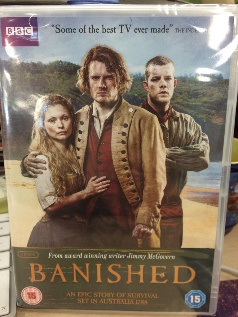 #Banished is out on DVD today. Want to #win this copy? RT now! http://t.co/ExQWecIdJ3