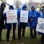 We will not let the Government balance its budget on our students backs #onpoli #Oshawa @D13_OSSTF http://t.co/1IMgWFTfXE