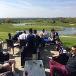Great day at @theshirelondon for the @Middlesex_CCC team golf day. Only lost 6 balls to the water. Great course! http://t.co/Yio3xQZfMQ