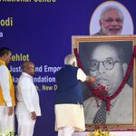 Personally, Babasaheb is a very big inspiration. It is due to him that I have been able to reach where I am today. http://t.co/cBtE6gOOQK