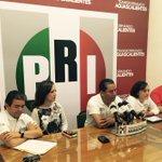 #PRImeroAgs En conferencia de prensa con #LosMejoresCandidatos para informar las actividades realizadas http://t.co/bsk3y5bKWD