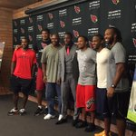 Now, THIS is quite the crew! #AZCardinals http://t.co/5OB8FVOSyp