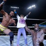 One of my favorite shots from the tour. Glad @TitusONeilWWE and I were able 2 make this youngsters day. @WWE http://t.co/X8jl7nizFq
