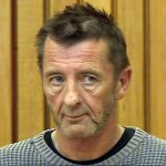 Embattled @acdc drummer Phil Rudd on trial today in NZ for threatening to kill, drug charges. http://t.co/ApOj6LStWZ http://t.co/Gp7yJUVGYu