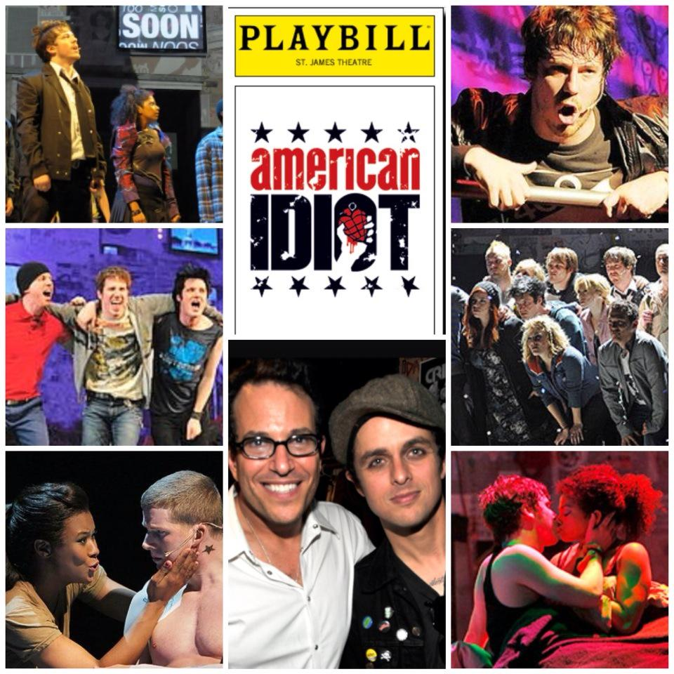 AmericanIdiot opened 5yrs ago today    @BJAofficial @MichaelMayerDIR @JohnGallagherJr @airstreamrally @greenday http://t.co/pZlENjFpQ3 ^Rick