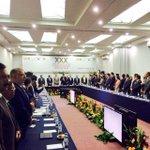 El gobernador @Paco_Olvera inaugura la XXX Sesión Ordinaria Consejo Regional Centro Sur @ANUIES || @gobiernohidalgo http://t.co/LxN5wplNI7