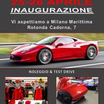 Questo weekend tutti a #Milano Marittima per linaugurazione del nostro nuovo #Ferrari poi… http://t.co/EWEUXXzxIW http://t.co/VjdXK2jdvc