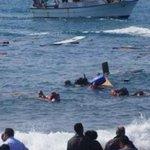 Migranti, nuovo naufragio a Rodi. Forse cento morti http://t.co/WuLiQUrCsn http://t.co/GHNlvAinbc