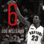 Congratulations @TeamLou23 -- the 2015 @Kia Sixth Man of the Year! http://t.co/P0NYw4dDzW #KiaSixth #6Man #WeTheNorth http://t.co/xpj7Z7e9wi