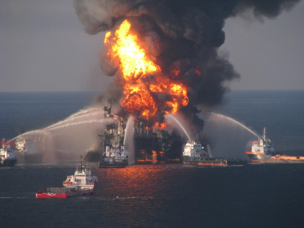 Five years after the spill: BP still leaking: http://t.co/rPDAptKZDI (Photo: AP) http://t.co/YQOYJMyyJR