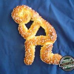 Philly loves its pretzels and its @Eagles. So with @TimTebow signed, you just knew this was coming (via @PPFpretzels) http://t.co/JnxLUAsKUq