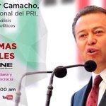 Primer foro entre partidos políticos por INE TV #TrabajandoPorLoQueMasQuieres @CCQ_PRI @PRI_Nacional @INEMexico http://t.co/GWA3W01xBB
