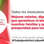 En el @PRI_Nacional estamos #TrabajandoPorLoQueMásQuieres: Salarios dignos y justos. @CCQ_PRI @CJamesBarousse http://t.co/mK112EtpY9