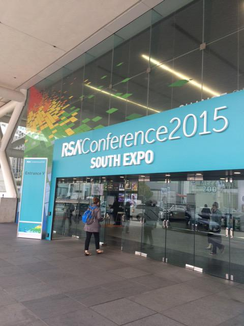 Happy first day of #RSAC! It's going to be a great week. http://t.co/mQZip2FLmX