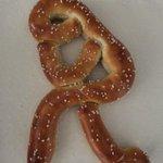Tebow pretzel from @PPFpretzels. (I always get my man, @phillymag) http://t.co/9xyRm7XkKy