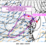 SEVERE WATCH EXPECTED THIS AREA - SEVERE STORMS CAPABLE OF HAIL, DAMAGING WINDS, & ISO. TORNADO @fox29philly #noaa http://t.co/Lu3sdynrNr