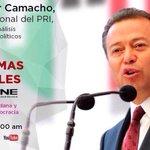 Excelente la participación de @CCQ_PRI en el foro de @INEMexico #TrabajandoPorLoQueMásQuieres #PRIconMéxico http://t.co/BHr4kpIaq0