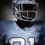 Nike & UNC taking argyle from basketball unis & weaving into uniforms for all the schools teams http://t.co/uMfHr7Qbi7