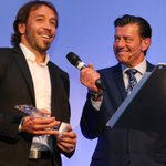 Inigo Calderon was named as #BHAFCs Player of the Season. http://t.co/s27r28bjaU http://t.co/l29qxP8DY3