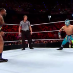 Who goes to #ExtremeRules? The #LUCHADragons take on #TheNewDay LIVE on @WWE #RAW on @USA_Network! http://t.co/VODOjFS0Ds