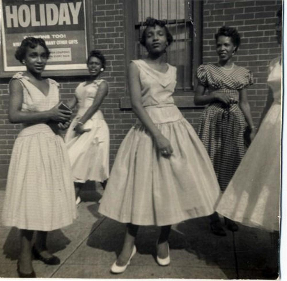 Afro american fashion 1960 59