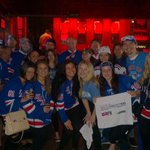 A look at the #NYR viewing party tonight with alumni Nick Fotiu! http://t.co/PbwQ7gecy9