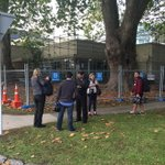 Media waiting for Phil Rudd outside Tauranga District Court@ONENewsNZ http://t.co/T9yvso9ARw