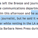 Daily Breeze reporter who won Pulitzer has left journalism b/c he couldnt make a living in LA http://t.co/OFeHcz7c43 http://t.co/fKSamF4CdQ