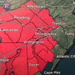 """Storms """"popping"""" up on Storm Scan 3 The threat of an isolated Tornado continues... Team Coverage on #CBS3 @ 6pm. http://t.co/MIPCuHGkBK"""
