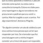 Você é o cara Magrão, continue sempre assim @AMagrao_Oficial !! #Magrao10Anos #PST http://t.co/nY0yN1ztst