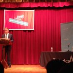 """""""You may not believe it, but Comcast was a start-up 50 years ago"""" -@samschwartz #PTW15 #comcastinnovates http://t.co/8S0haGgCFv"""