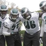 """""""#Eagles defensive lines all set to return in the primes of their careers."""" Forward Progress: http://t.co/9NLDxviaOT http://t.co/4LPLQfd99B"""