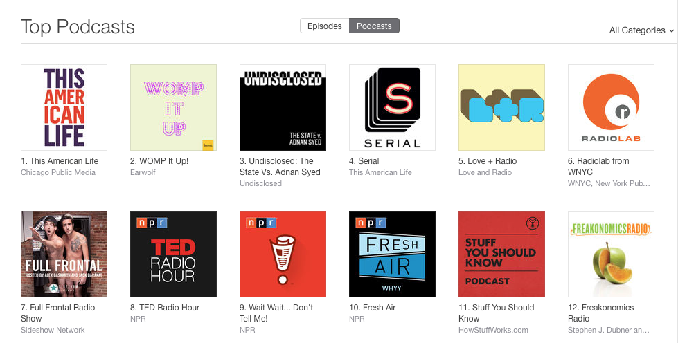 Who has the #7 @iTunesPodcasts in the WORLD? Why that would be @FullFrontal!