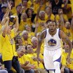 #Pelicans Williams: #Warriors arena noise might be too loud http://t.co/StzmFXeqRT #DubNation #NBAPlayoffs http://t.co/2Bs07bUQck