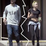 #MileyCyrus & #PatrickSchwarzenegger are on a break after 5 months of dating! http://t.co/Mh9EYHIZdO http://t.co/clO73AL83r