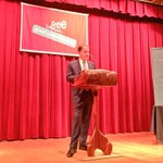 Introduced tonights #PHL Mayoral debate on tech policy #ptw15 at the @freelibrary. Good discussion. http://t.co/tCOI6589GZ