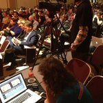PCAM crew at tonights mayoral forum on technology as part of #PTW15 Catch it http://t.co/tTNs7cHglp http://t.co/Tw3mXlz3QQ