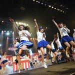 LinQ、4周年公演でマリンメッセに向けて誓い「覚悟を決める」 http://t.co/TSeruKaelc #LinQ http://t.co/tjkG7djpf9