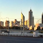 Good morning #Perth. Were heading for a sunny top of 27°C. No rain forecast for the next week. @sunriseon7 #sun7 http://t.co/D4SqEBcVEa