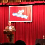 Jim Kenney takes stage, says govt should make data public so community can help govt make smarter decisions #PTW15 http://t.co/wUWJ2042Po