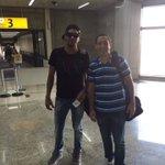 Hernane chega ao Recife para fechar com o Sport - http://t.co/Xwsmh3w8JE http://t.co/dVddiBZ7eQ