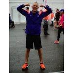 CONGRATS to @_MattLavallee on completing Boston Marathon today! #ManCrushMonday #MarathonMonday photo cred @WSamNipat http://t.co/zizDlSXJzq
