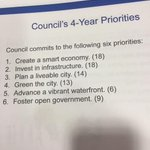 A recap of the priorities set last month. #ygkc http://t.co/lTdu9o5Vh0