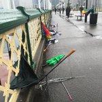 Its Umbrellageddon in #Sydney this morning. Pic: @fionaatwork http://t.co/SBKOvpAfg6