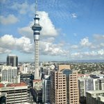 Why are we inside!! Summer came back to visit reminding us of itself #auckland @LocalAuckland http://t.co/71Fn0NtY3e