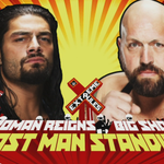 THIS SUNDAY: Itll be #LastManStanding for @WWERomanReigns and @WWETheBigShow at #ExtremeRules, only on @WWENetwork! http://t.co/vJiMAN7gDM