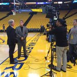 Live report on tonights @warriors Game 2 with @MarkIbanez2 @JoeFonzi @JimenezKTVU and @CamCleve2 at 5pm on @KTVU http://t.co/eHLIP75acx