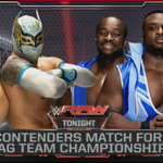 Who will be No. 1 Contenders for @WWE Tag Titles at #ExtremeRules? Find out LIVE TONIGHT on #RAW on @USA_Network! http://t.co/9jRjuKDUmo