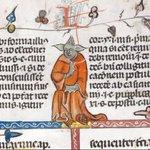 Figura similar a mestre Yoda aparece em manuscrito do século XIV. http://t.co/haqVJONNhm http://t.co/6UVmiknzjq