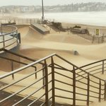 Turn back the sand: Cyclonic winds spreading Bondi and Coogee beaches inland #sydneystorm http://t.co/75FiRl6Rsx http://t.co/3gvtmURtZS